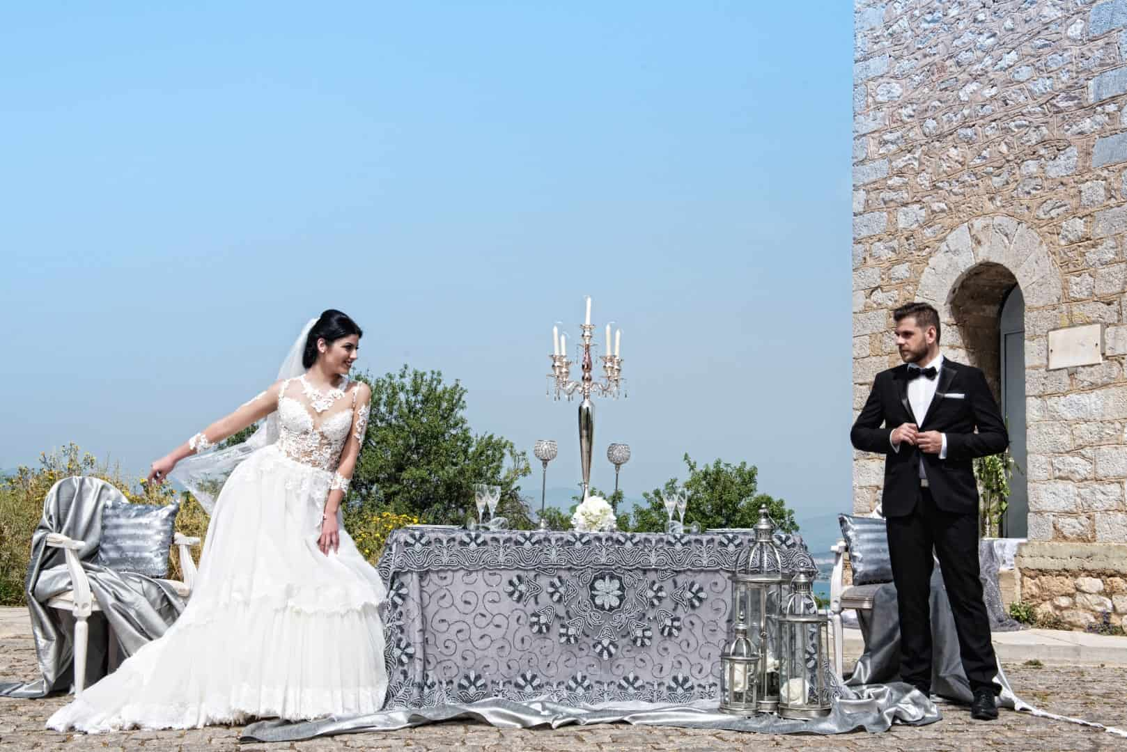 Greek Wedding Inspirations